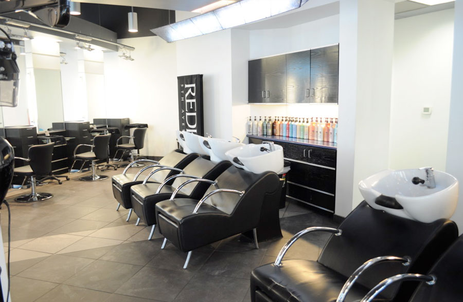 Salon Blu Brier Creek Location